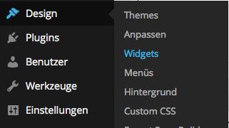 WP-Widgets
